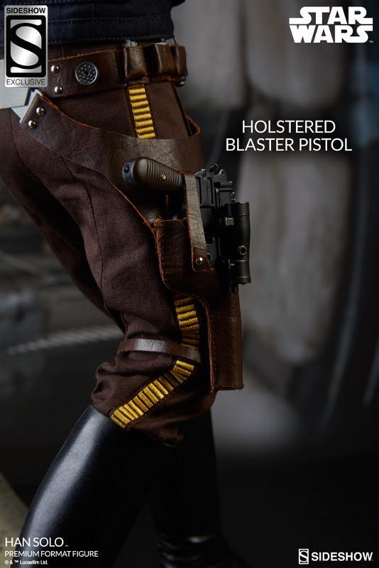 Sideshow Collectibles Han Solo Premium Format Figure Han_so34
