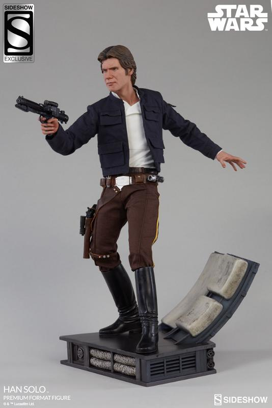 Sideshow Collectibles Han Solo Premium Format Figure Han_so35
