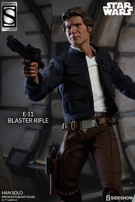 Sideshow Collectibles Han Solo Premium Format Figure Han_so36
