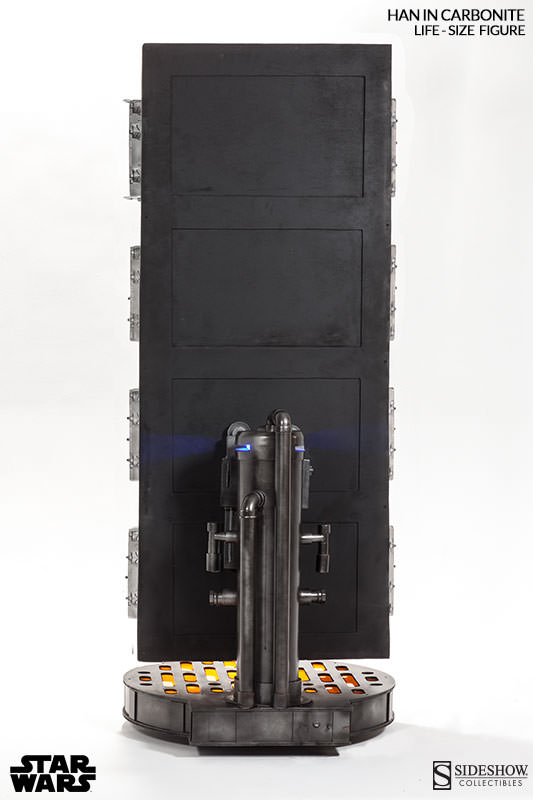 Sideshow - Han solo in Carbonite - Life Size Figure - Page 2 Hanlif22