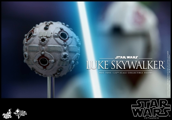 Hot Toys Star Wars EP4 1/6th Luke Skywalker Figure  Hot_to23