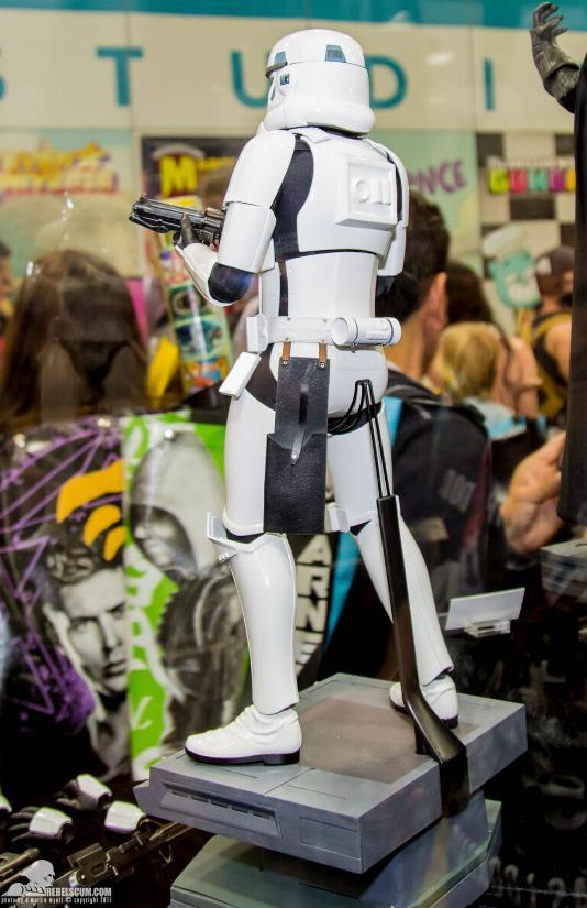 Hot Toys Star Wars 1/4 scale Stormtrooper Figure Ht_sto11