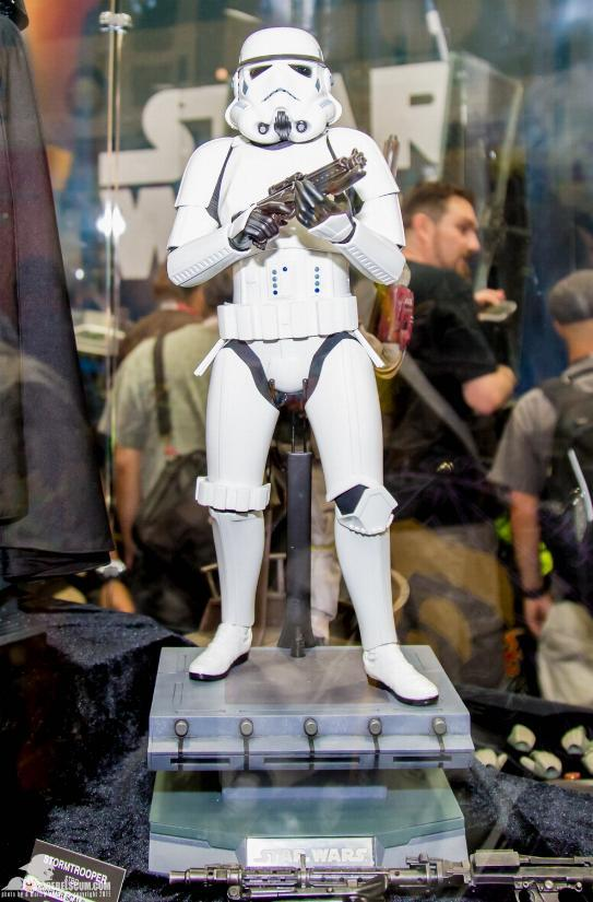 Hot Toys Star Wars 1/4 scale Stormtrooper Figure Ht_sto12