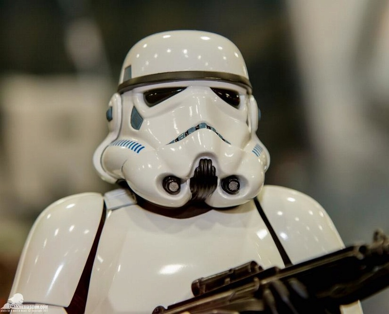 Hot Toys Star Wars 1/4 scale Stormtrooper Figure Ht_sto13