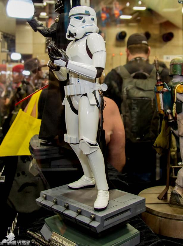Hot Toys Star Wars 1/4 scale Stormtrooper Figure Ht_sto14