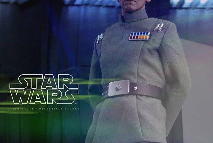 Hot Toys Star Wars - Grand Moff Tarkin Sixth Scale Figure Img_2012
