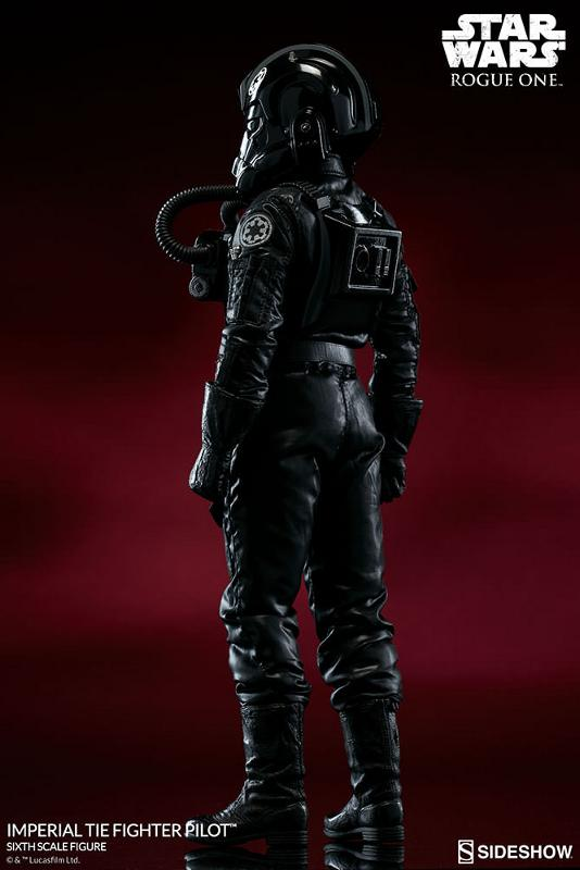 Sideshow ROGUE ONE - TIE Pilot Sixth Scale Figure Imperi19