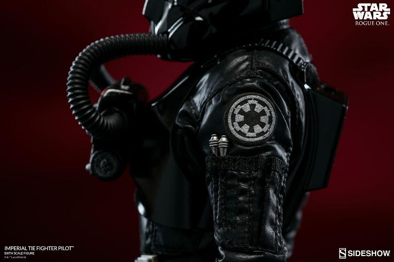 Sideshow ROGUE ONE - TIE Pilot Sixth Scale Figure Imperi22