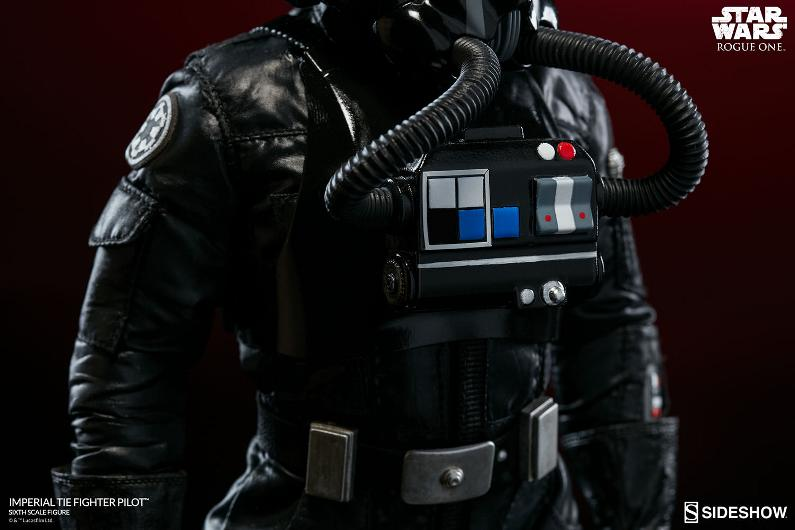 Sideshow ROGUE ONE - TIE Pilot Sixth Scale Figure Imperi25