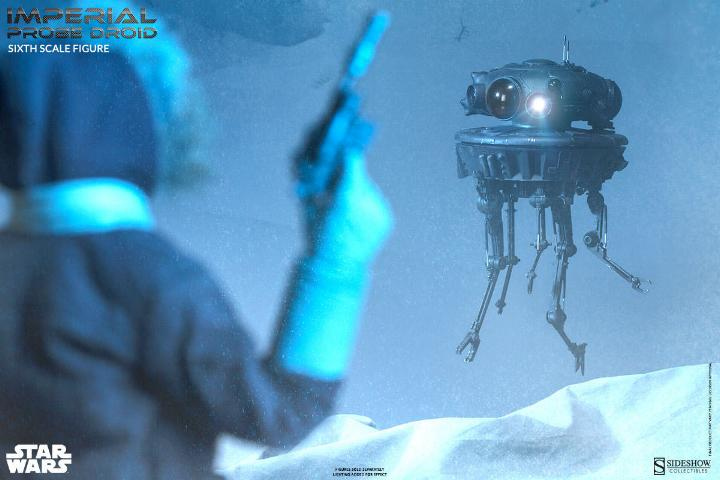 Sideshow - Imperial Probe Droid Sixth Scale Figure   Imperi28