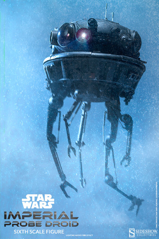 Sideshow - Imperial Probe Droid Sixth Scale Figure   Imperi32