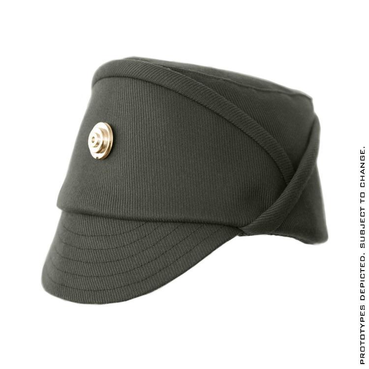 ANOVOS STAR WARS - Imperial Officer Hat - Standard Line  Impoff13