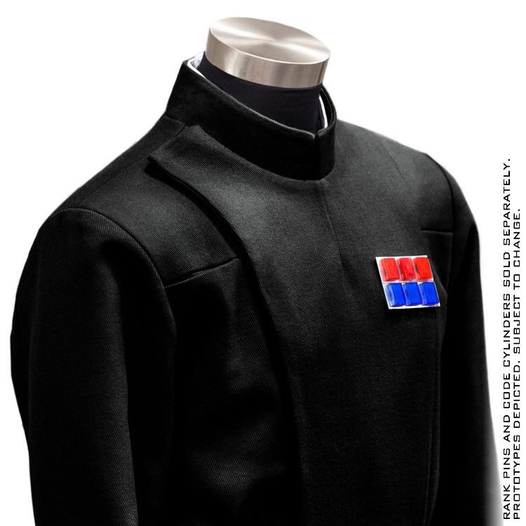 ANOVOS STAR WARS - Imperial Officer - Black Uniform Package Impoff26