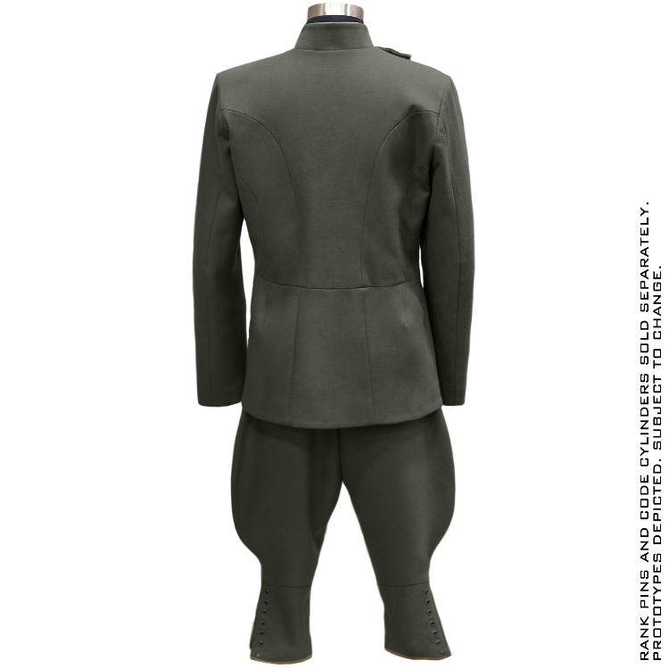 ANOVOS STAR WARS - Imperial Officer - Olive Uniform Package  Impoff34