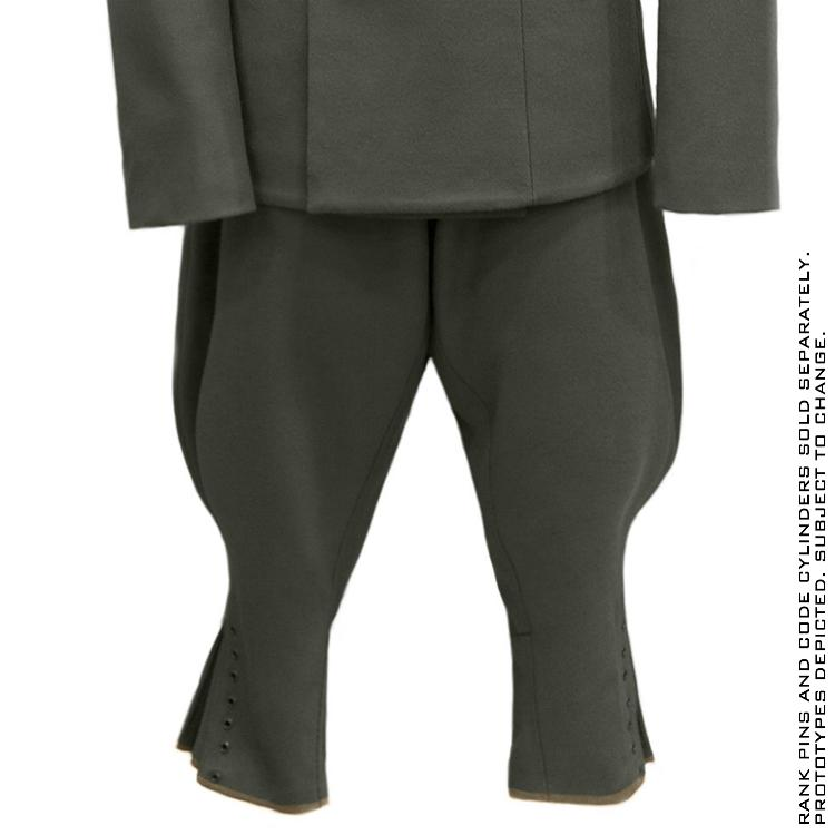 ANOVOS STAR WARS - Imperial Officer - Olive Uniform Package  Impoff39