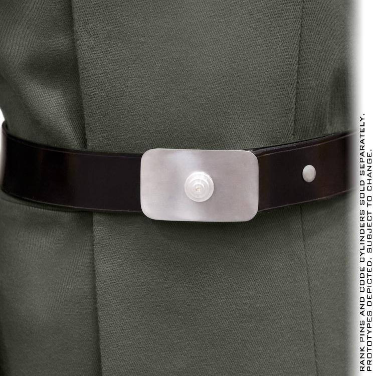 ANOVOS STAR WARS - Imperial Officer - Olive Uniform Package  Impoff40