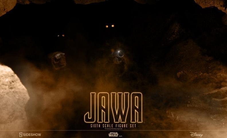 Sideshow Collectibles - Jawa Sixth Scale Figure Set Jawa_010