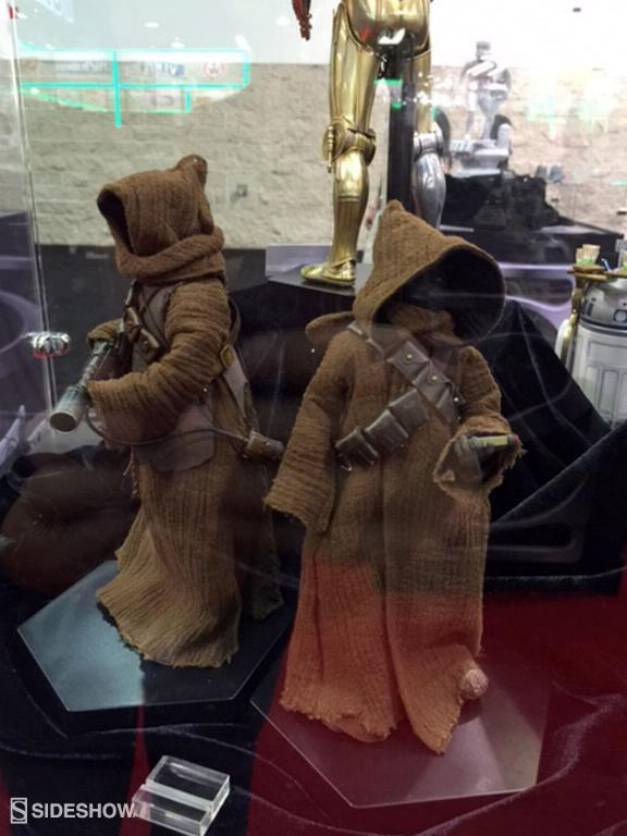 Sideshow Collectibles - Jawa Sixth Scale Figure Set Jawas_10