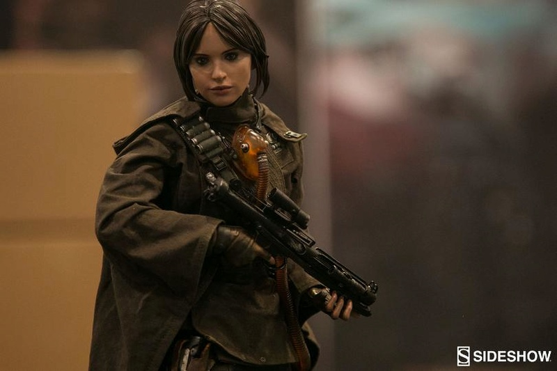 Sideshow Collectibles - Jyn Erso Premium Format Figure Jinpf_13