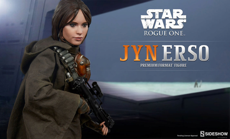 Sideshow Collectibles - Jyn Erso Premium Format Figure Jinpf_14