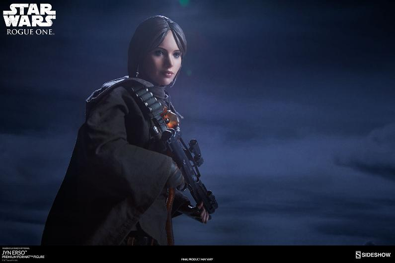 Sideshow Collectibles - Jyn Erso Premium Format Figure Jinpf_16