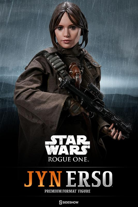 Sideshow Collectibles - Jyn Erso Premium Format Figure Jinpf_17