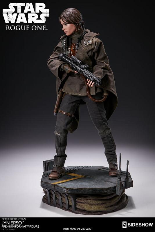 Sideshow Collectibles - Jyn Erso Premium Format Figure Jinpf_18