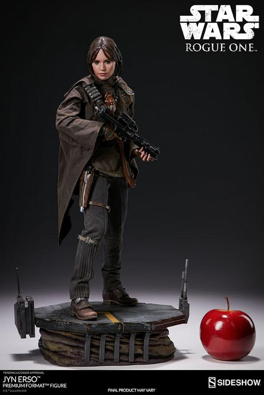 Sideshow Collectibles - Jyn Erso Premium Format Figure Jinpf_19