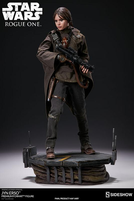 Sideshow Collectibles - Jyn Erso Premium Format Figure Jinpf_20