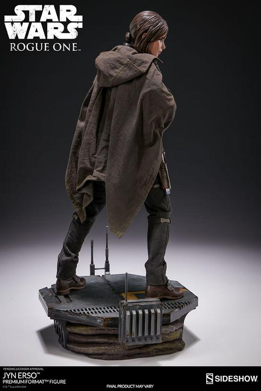 Sideshow Collectibles - Jyn Erso Premium Format Figure Jinpf_21