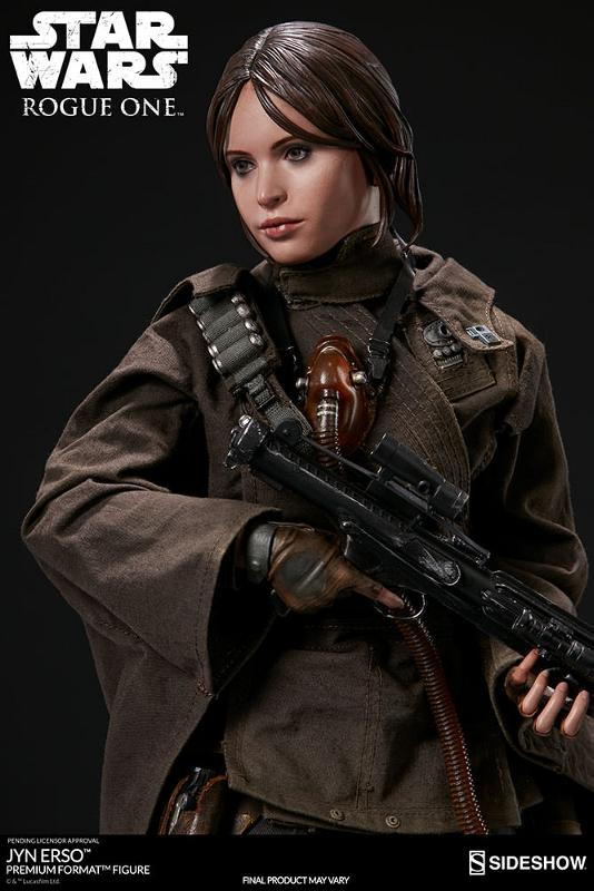 Sideshow Collectibles - Jyn Erso Premium Format Figure Jinpf_22