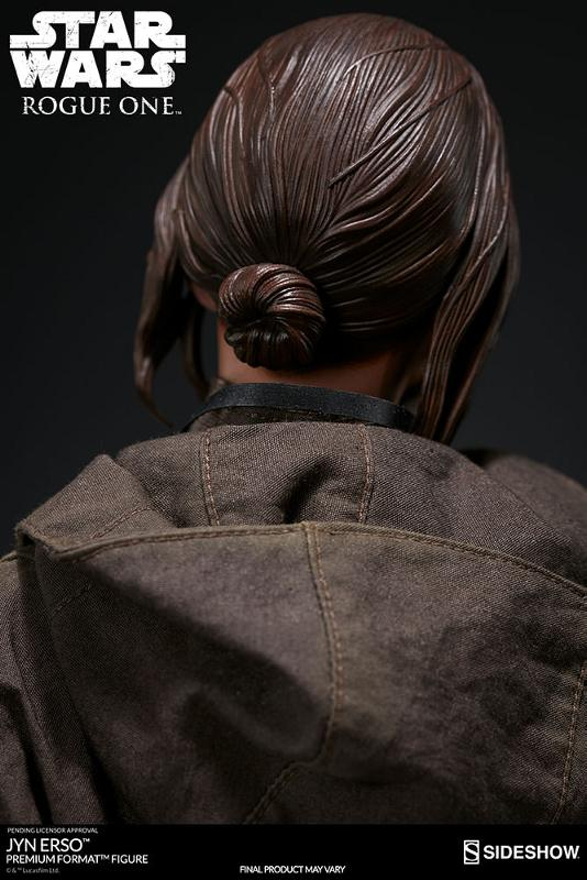 Sideshow Collectibles - Jyn Erso Premium Format Figure Jinpf_23