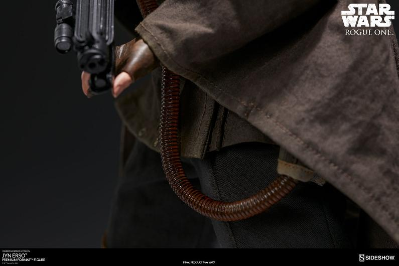 Sideshow Collectibles - Jyn Erso Premium Format Figure Jinpf_24