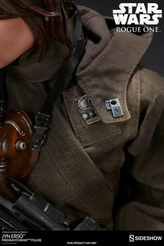 Sideshow Collectibles - Jyn Erso Premium Format Figure Jinpf_25