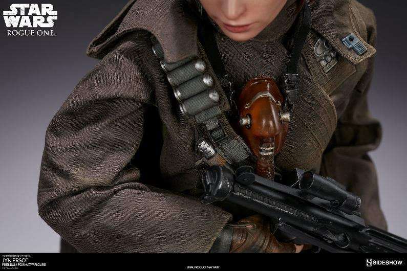 Sideshow Collectibles - Jyn Erso Premium Format Figure Jinpf_26