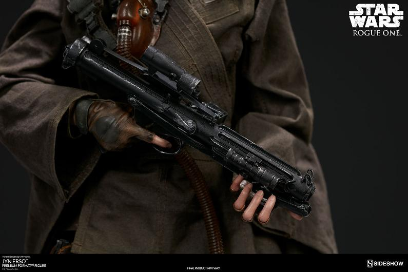 Sideshow Collectibles - Jyn Erso Premium Format Figure Jinpf_27