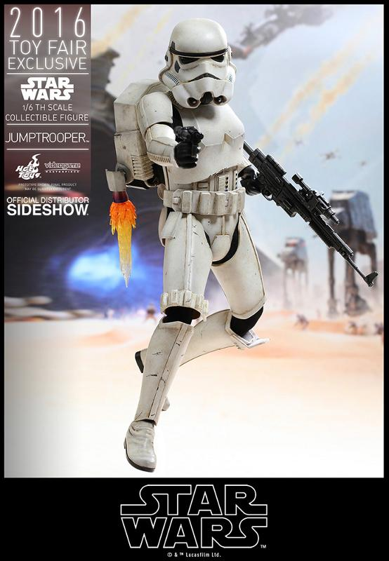 Hot Toys Star Wars Jumptrooper Sixth Scale Figure Jumptr12