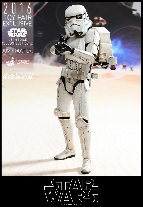 Hot Toys Star Wars Jumptrooper Sixth Scale Figure Jumptr13