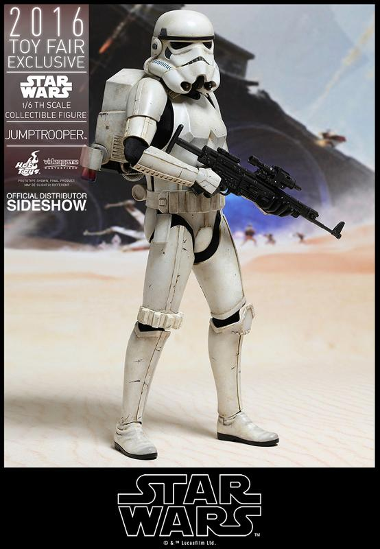 Hot Toys Star Wars Jumptrooper Sixth Scale Figure Jumptr15