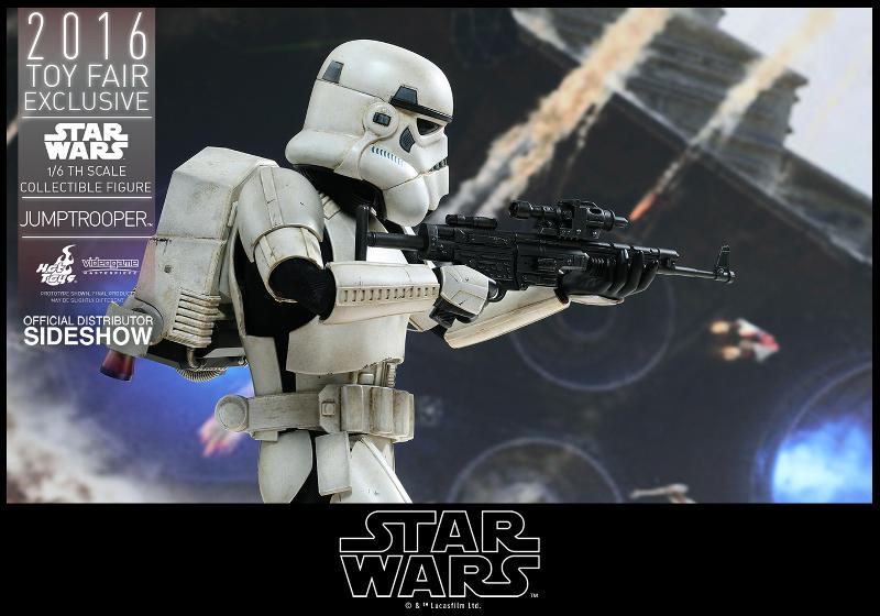Hot Toys Star Wars Jumptrooper Sixth Scale Figure Jumptr17