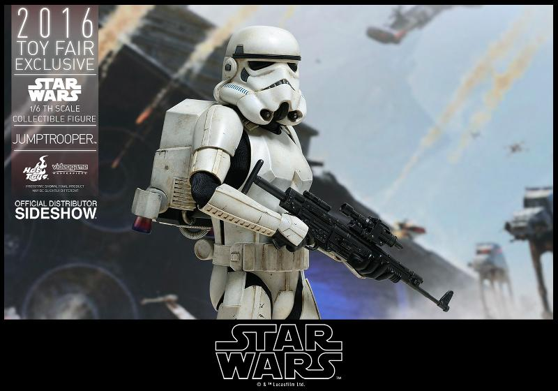 Hot Toys Star Wars Jumptrooper Sixth Scale Figure Jumptr18
