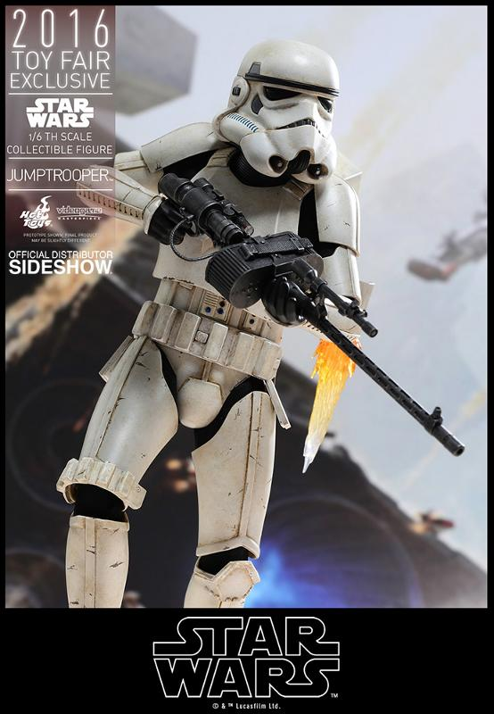 Hot Toys Star Wars Jumptrooper Sixth Scale Figure Jumptr19