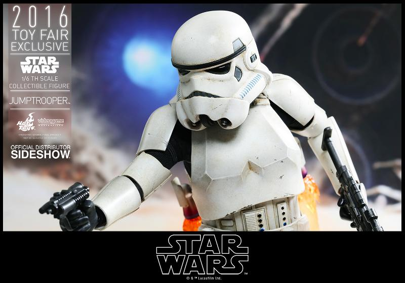 Hot Toys Star Wars Jumptrooper Sixth Scale Figure Jumptr20
