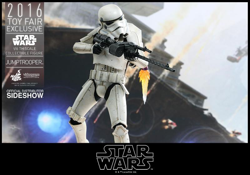 Hot Toys Star Wars Jumptrooper Sixth Scale Figure Jumptr21