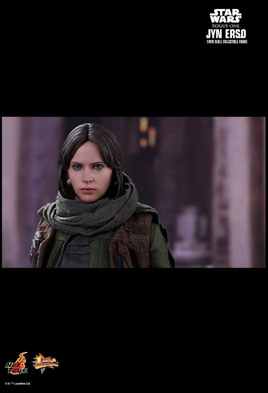 Hot Toys Jyn Erso Standard And Deluxe Version 6th Scale Fig. Jyn_0410