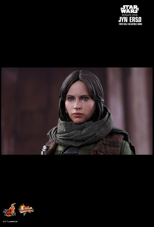 Hot Toys Jyn Erso Standard And Deluxe Version 6th Scale Fig. Jyn_0510