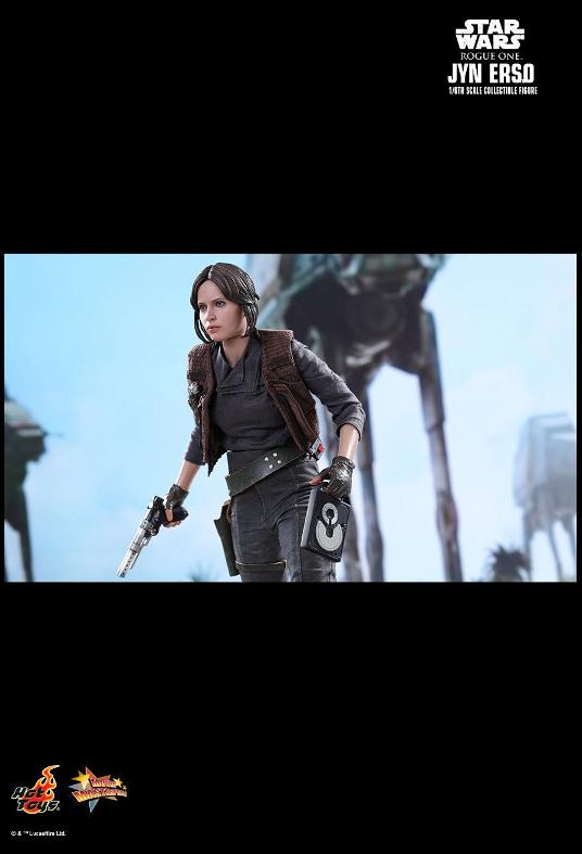 Hot Toys Jyn Erso Standard And Deluxe Version 6th Scale Fig. Jyn_0610