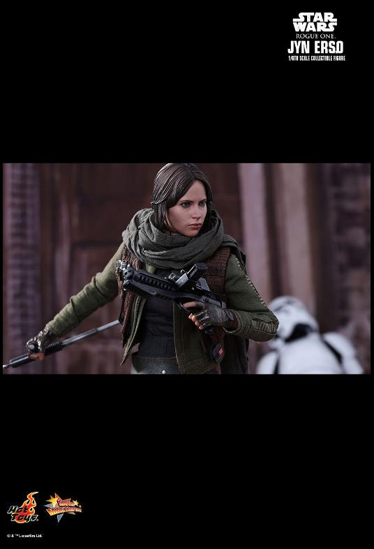 Hot Toys Jyn Erso Standard And Deluxe Version 6th Scale Fig. Jyn_0810