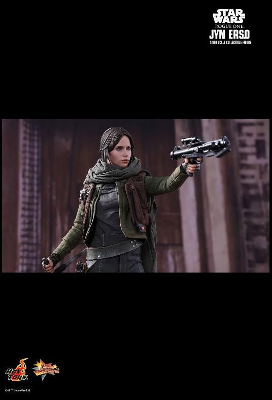 Hot Toys Jyn Erso Standard And Deluxe Version 6th Scale Fig. Jyn_0910