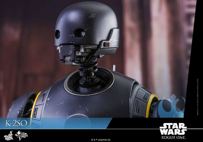 Hot Toys Star Wars Rogue One : 1/6th scale K-2SO Figure K-2so_22